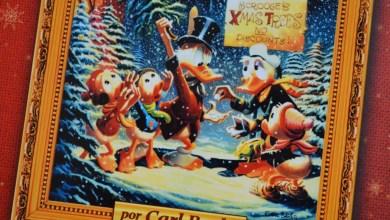 Photo of Capa Dura | Contos de Natal por Carl Barks – O encadernado perfeito!