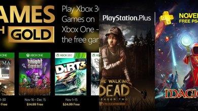 Photo of Gold & Plus | Os games gratuitos de Novembro/2015