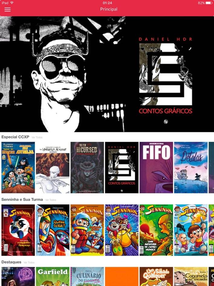 Social Comics 002