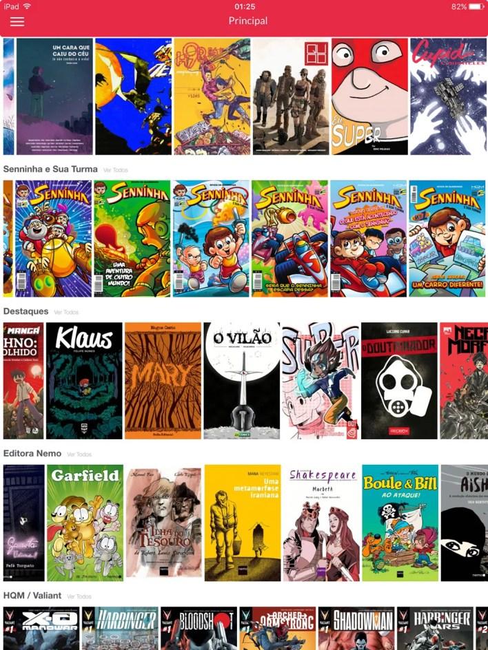 Social Comics 003