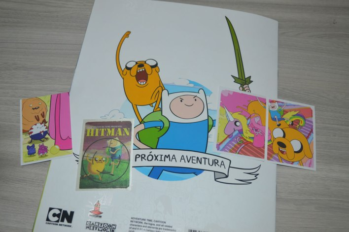 Album Figurinhas Panini 013
