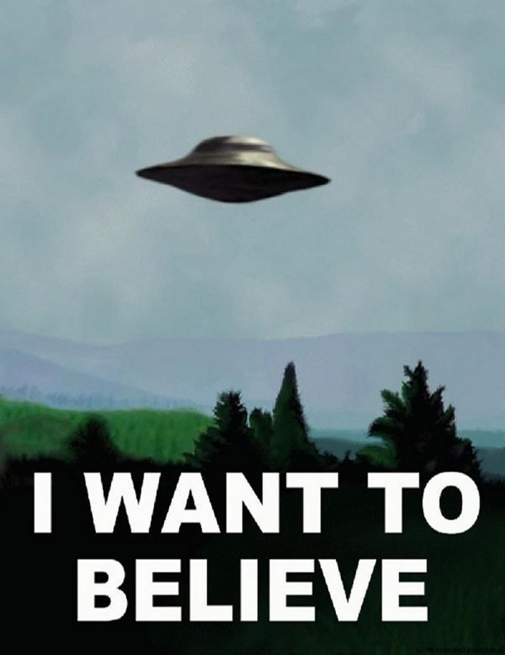 Arquivo X I Want to Believe