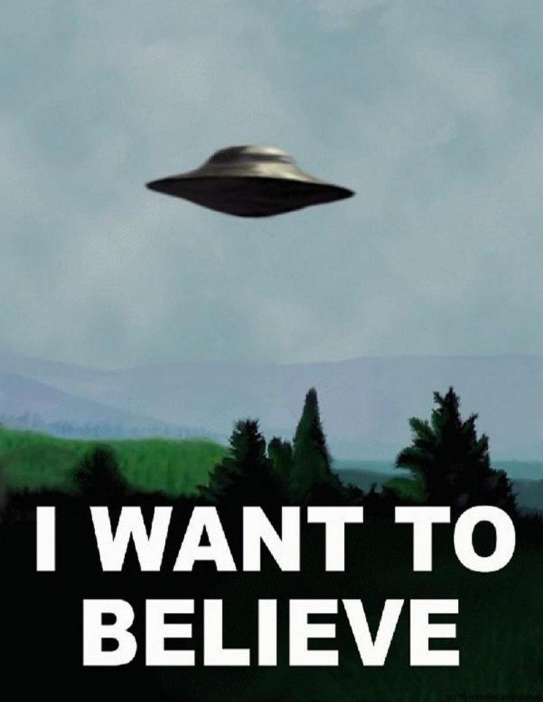 Arquivo X I Want to Believe