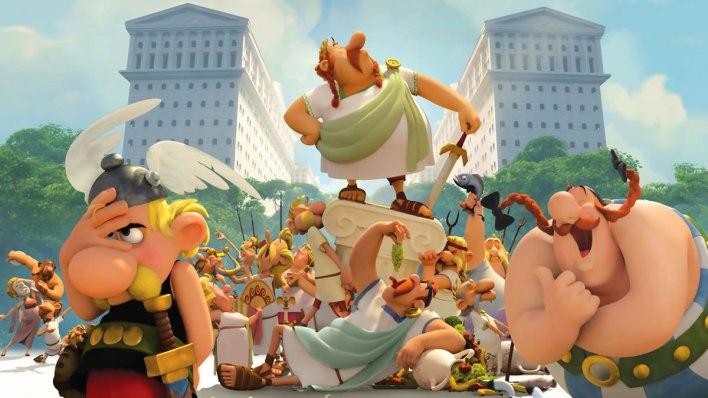 Asterix e o Domínio dos Deuses