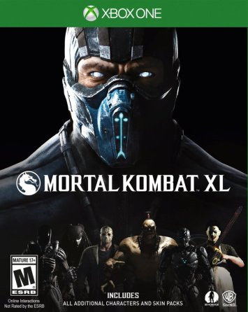 Mortal Kombat XL