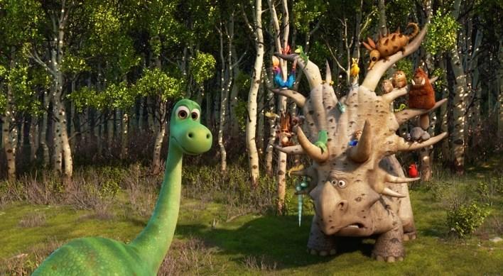 O Bom Dinossauro - 010
