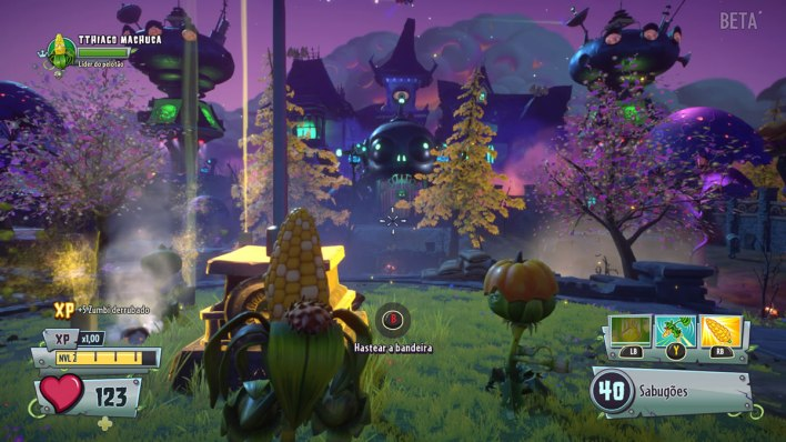 Plants vs. Zombies Garden Warfare 2 - Beta do Multiplayer (4)