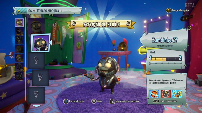 Plants vs. Zombies Garden Warfare 2 - Beta do Multiplayer (7)