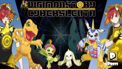 Foto de (Press) Digimon Story Cyber Sleuth chega ao Brasil dia 16 de fevereiro!