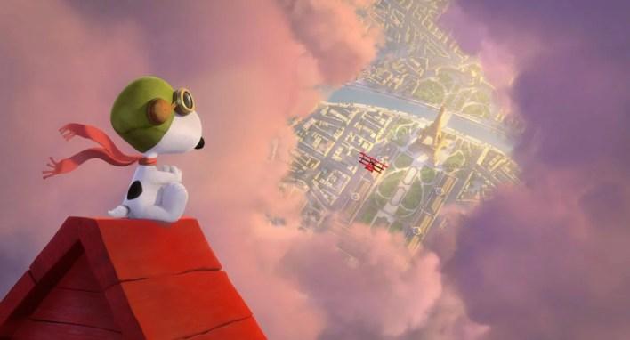 Snoopy e Charlie Brown Peanuts O Filme - 004