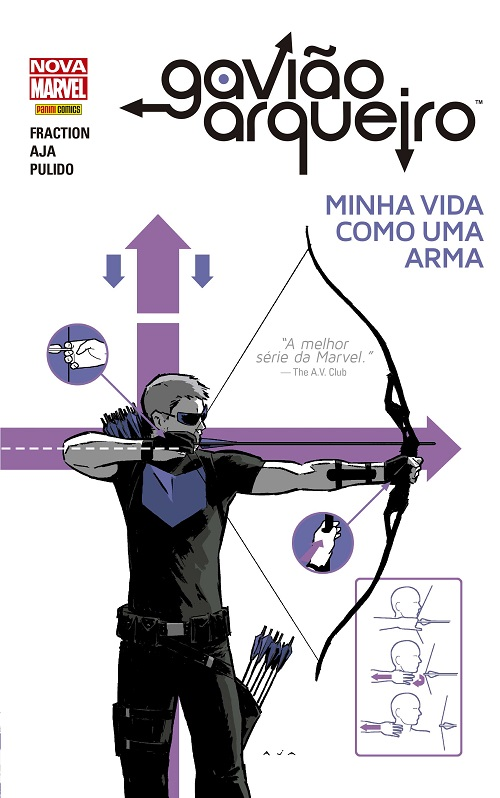 GAVIÃO ARQUEIRO - MINHA VIDA COMO UMA ARMA.indd