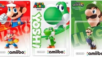 Foto de Oferta | Amiibos de Smash Bros e Super Mario em promoção!