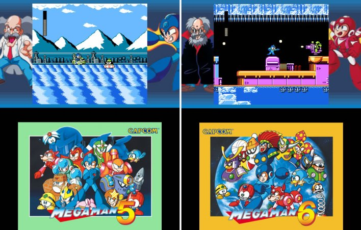 Mega Man Legacy Collection 004