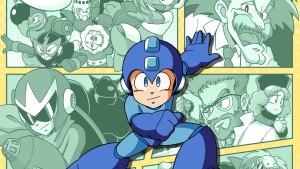 Mega Man Legacy Collection post