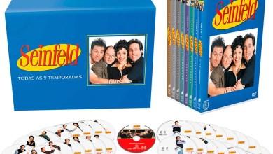 Foto de Oferta | Box da coleção completa em DVD de Seinfeld (Abaixou!)