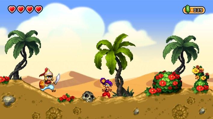 Shantae and the Pirate's Curse (7)