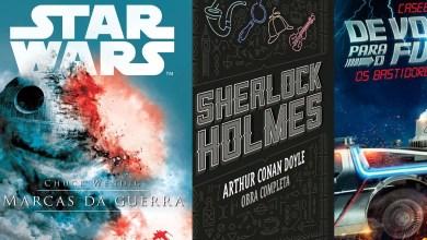 Foto de Star Wars – Marcas da Guerra por 10 reais e mais livros em promoção!
