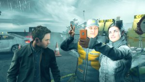 Quantum Break Review Game