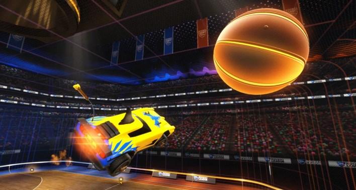 Rocket League Hoops 002