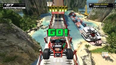 Foto de TrackMania Turbo | Um game mais sobre pistas e do que carros! (Impressões)