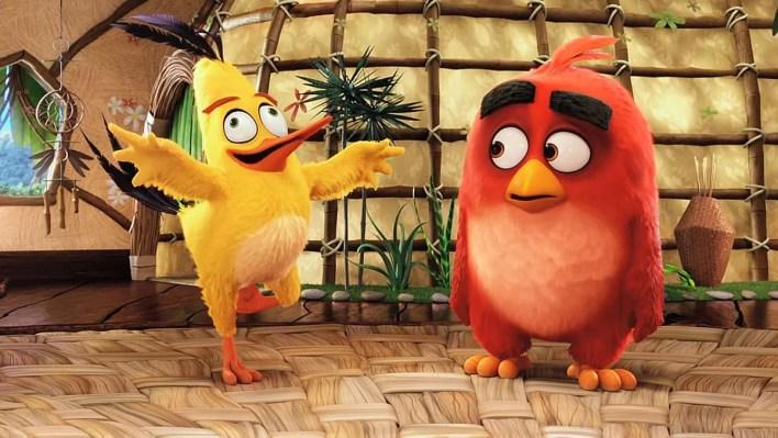 Angry Birds o Filme 1