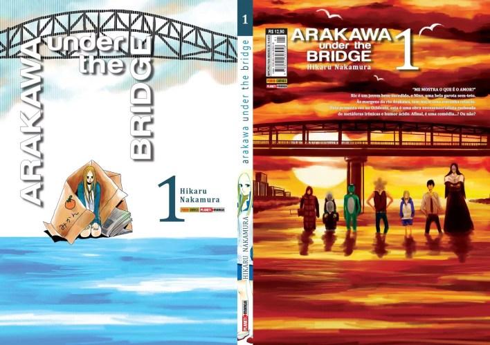 Arakawa Under the Bridge Panini