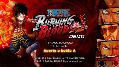 Photo of One Piece Burning Blood | A demonstração da grande batalha pirata! (Impressões Demo)