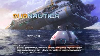 Photo of Subnautica   Encalhado no fundo de um oceano alienígena! (Preview)