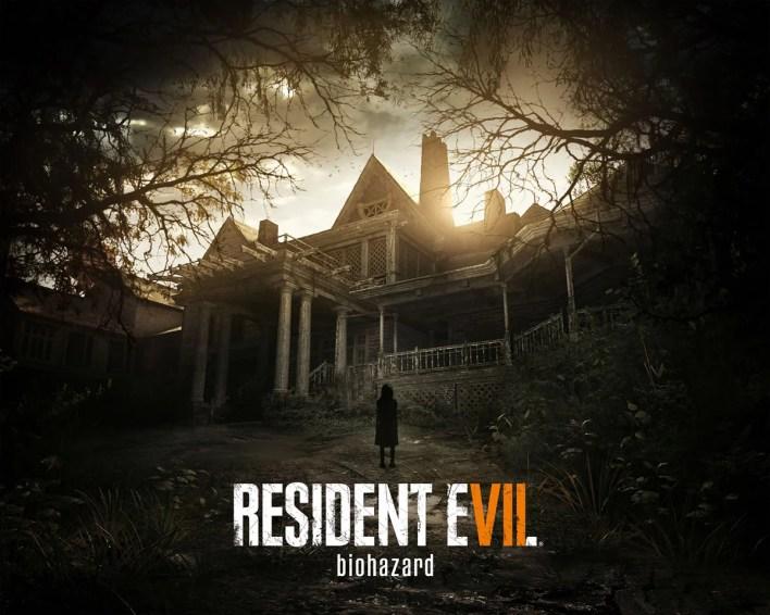 Resident Evil 7 -keyart
