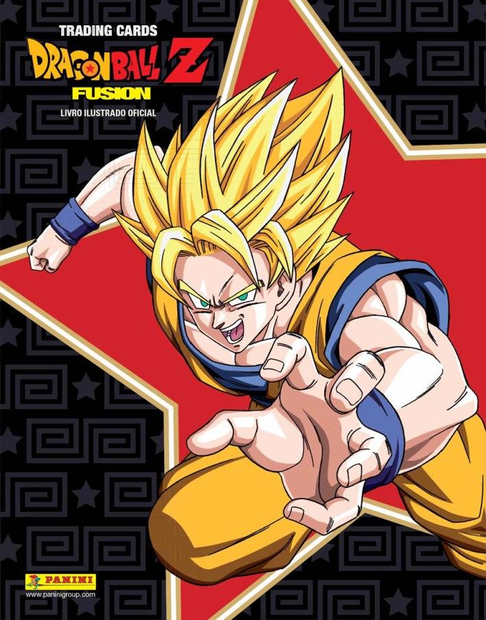 Álbum Dragon Ball Z Fusion