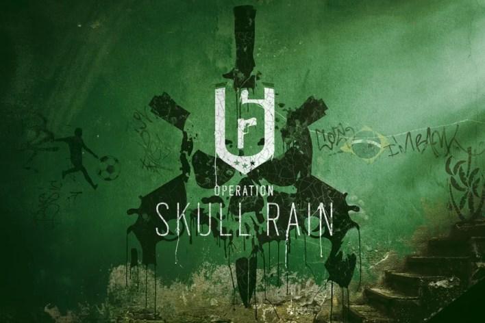 Rainbow Six Siege - Skull Rain