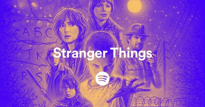 Stranger Things Spotify