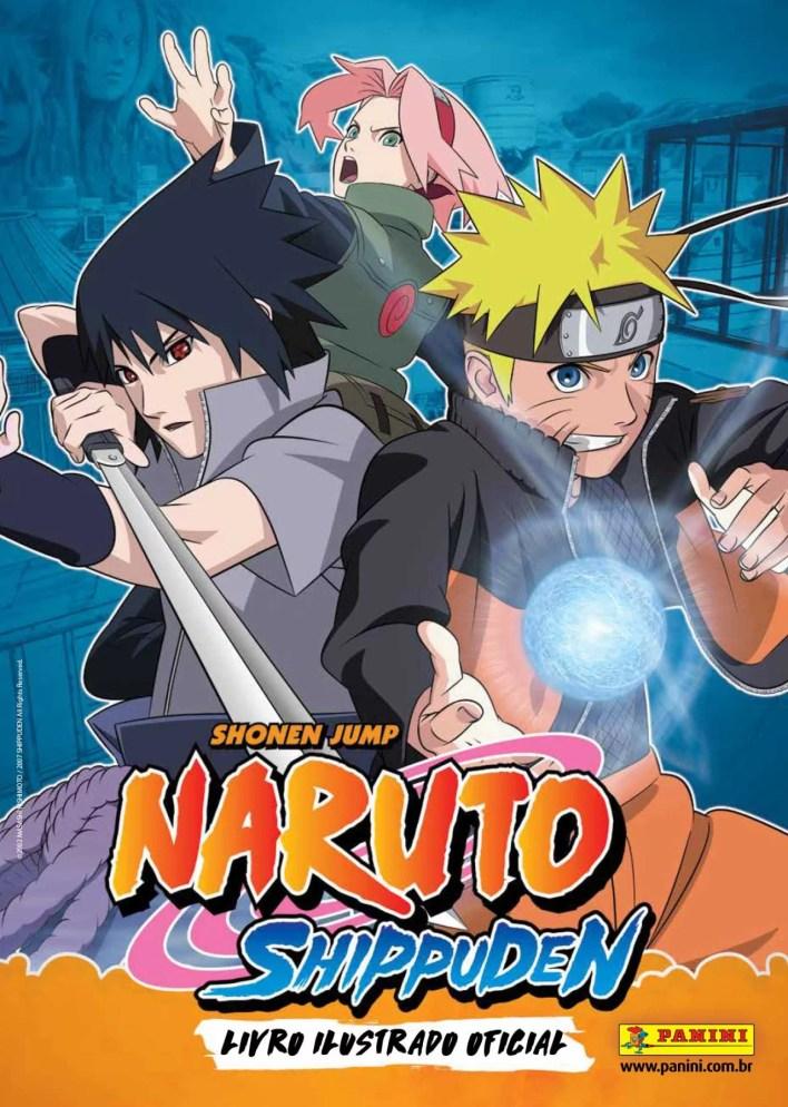 Album Naruto Panini