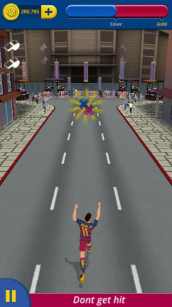 FC Barcelona Ultimate Rush 002