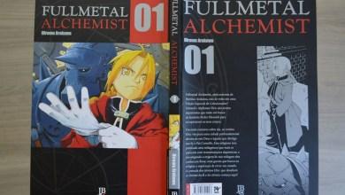 Photo of Fullmetal Alchemist – Vol. 01 | De volta às bancas, uma troca equivalente! (Impressões)