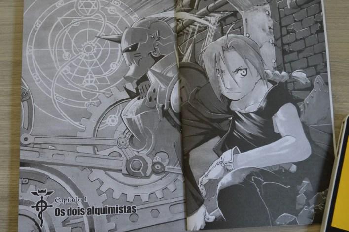 Fullmetal Alchemist 008