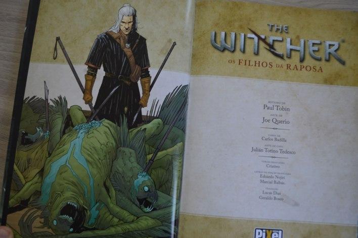 The Witcher Filhos da Raposa 009