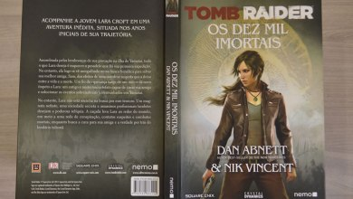 Foto de Tomb Raider – Os Dez Mil Imortais | As consequências da ilha de Yamatai! (Indicação & Trechos)