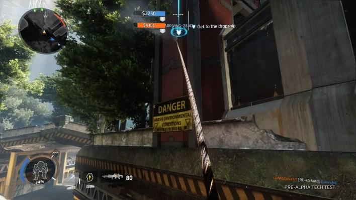 Teste Técnico Público do Multijogador de Titanfall™ 2 (3)