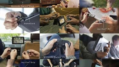 Photo of NX | Sem fazer espetáculo, Nintendo apresenta o Nintendo Switch!