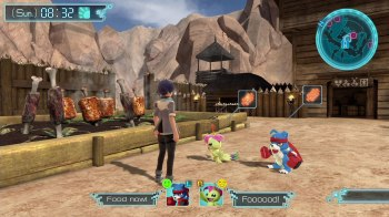 Digimon World Next Order 005