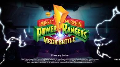 Foto de Mighty Morphin Power Rangers Mega Battle | Apenas pela nostalgia! (Impressões)