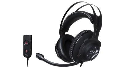 Foto de HyperX lança headset Cloud Revolver S com som surround Dolby 7.1 Plug-And-Play