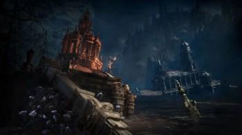 Dark Souls III The Ringed City Map_Deep_Swamp