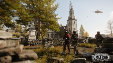 Photo of Homefront: The Revolution | Expansão Beyond the Walls no Spring Update!