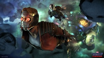 Marvels Guardians of the Galaxy The Telltale Series 005