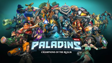 Photo of Paladins entra em fase closed beta nos consoles