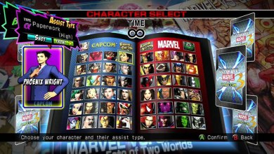 Photo of Minipost | Ultimate Marvel vs. Capcom 3
