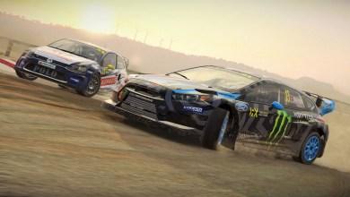 Photo of Viva a emoção do Rallycross no novo trailer de DiRT 4