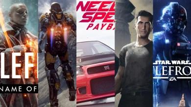 Photo of Resumão da Conferência Eletronic Arts – EA Play! (E3 2017)